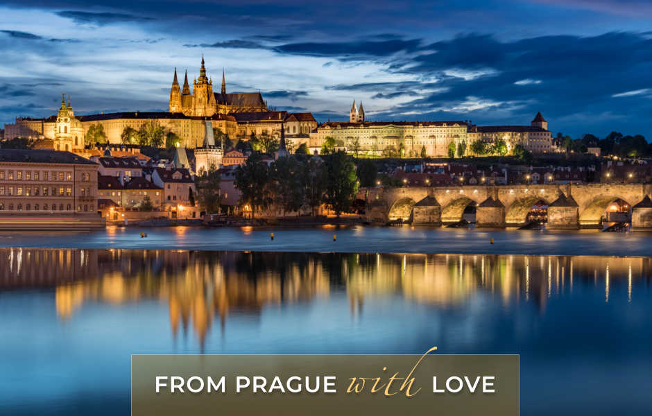 From Prague With Love