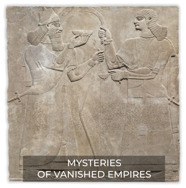 Mysteries of vanished empires