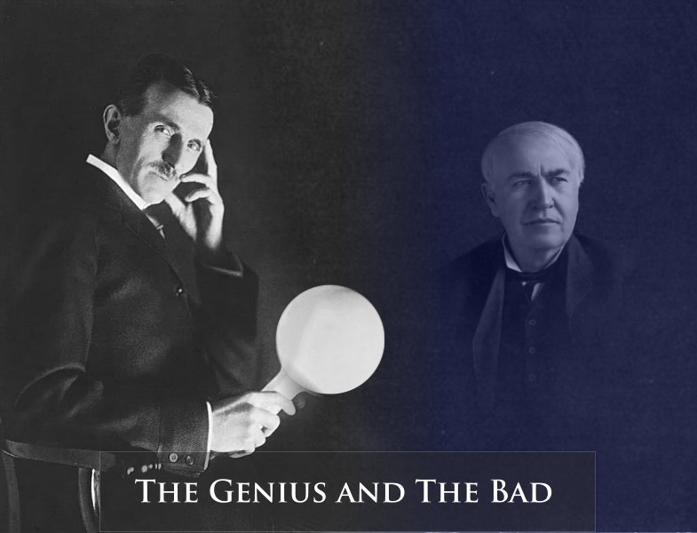 The Genius and the bad