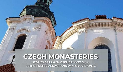 Czech Monasteries