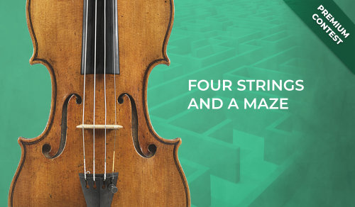 Four Strings And A Maze