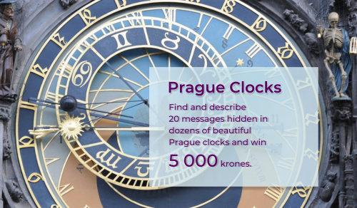 Prague Clocks