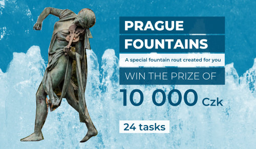 Prague Fountains